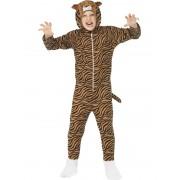 Costum carnaval copii tigru model 1