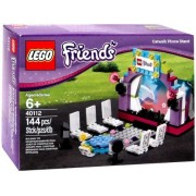 LEGO Friends Set #40112 Cat Walk Phone Stand by LEGO (English Manual)