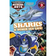 Transformers Rescue Bots: Training Academy: Sharks & Other Sea Life! by Trey King