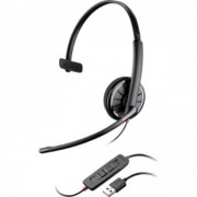 Casti cu microfon Plantronics Over-Head Blackwire C310-M USB - Black
