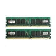 Kingston ValueRam KVR667D2D8P5K2/4G Ecc Registered, 4GB (2x 2GB)