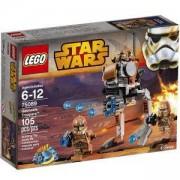 Конструктор Лего Стар Уорс - Геонозийски войници - LEGO Star Wars, 75089