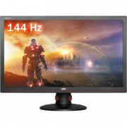 Monitor LED Gaming AOC G2460PF 24 inch 1ms Black Red