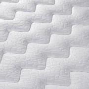 Dunlopillo Literie DUNLOPILLO Le Marais (matelas+sommier+pieds) Taille 2 x 90 x 200 cm