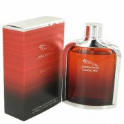 Jaguar Classic Red For Men By Jaguar Eau De Toilette Spray 3.4 Oz