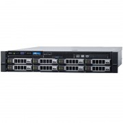 Server DELL PowerEdge R530 Rack 2U, Procesor Intel® Xeon® E5-2609 v4 1.7GHz Broadwell, 1x 16GB RDIMM DDR4, 1x 300GB SAS 10K 2.5 inch, LFF Hyb Carr 3.5 inch, PERC H730/1GB Cache, 2x 750W