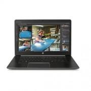 HP ZBook Studio G3, i7-6700HQ, 15.6 FHD, M1000MSE/4GB, 8GB, 128GB SSD, ac, BT, FPR, DOS