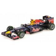 Minichamps 110120101 - 1:18 2012 Red Bull Racing Renault RB8 Sebastian Vettel, World Champion Brazil