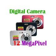 """2.7"""" LCD 12MP Digital Camera 8x Zoom"""