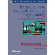 Introduction to Assembly Language Programming by Sivarama P. Dandamudi
