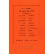 Advances in Game Theory by Melvin Dresher