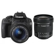 Canon EOS 100D kit (18-55mm IS STM, 10-18mm IS STM)