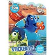Disney Pixar Sticker It! by Parragon Books Ltd