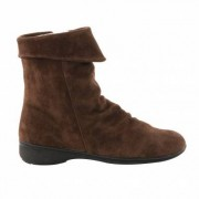 Outdoor collection Boots fourrées cuir