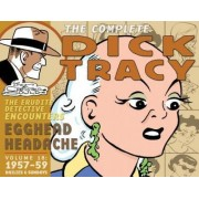 Complete Chester Gould's Dick Tracy: Volume 18 by Chester Gould