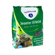 Vodnář krmivo JESETER SENIOR 0,5 kg