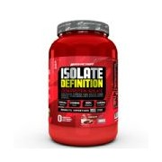 Whey Isolate Definition - 900g Chocolate - BodyAction