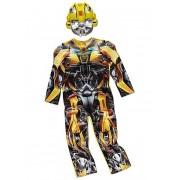 Costum carnaval baieti Transformers Bumblebee