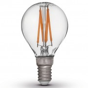 Luxform Conjunto de 4 lâmpadas LEDs E14 230 V 2200 K,