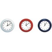 Ceas de perete diametru 27cm, grosime 4cm, PW [Z]