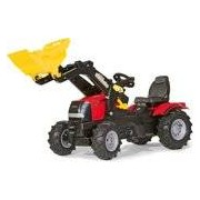 Rolly Toys 611126 RollyFarmtrac Case Puma CVX225 Tractor met Lader en Luchtbanden