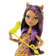 Papusa Clawdeen Wolf cu masca - Monster High