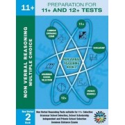 Preparation for 11+ and 12+ Tests: Non-Verbal Reasoning Bk. 2 by Stephen McConkey