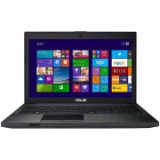 Laptop Asus Essential PU551JH-CN053G 15.6 inch Full HD Intel Core i7-4712MQ 16GB DDR3 1TB HDD nVidia Quadro K1100M 2GB FPR Windows 7 Pro Black