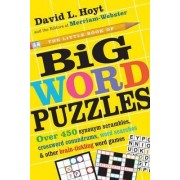 The Little Book Of Big Word Puzzles by David Hoyt
