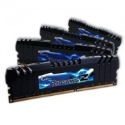 Memorie G.Skill RipJawsZ 16GB (4x4GB) DDR3 PC3-17000 CL9 1.65V 2133MHz Intel Z77 / X79 Dual/Quad Channel Kit, F3-17000CL9Q-16GBZH