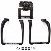 Generic black : SYMA X8W X8G X8HC X8HW X8HG BAYANGTOYS X16 Camera bracket + large curved long legs Drone Spare Parts Landing Gear Upgrade Ve