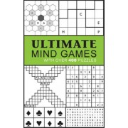 Ultimate Mind Games by Parragon Books Ltd