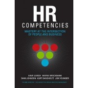 HR Competencies by Dave Ulrich