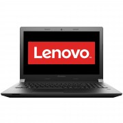 "Notebook Lenovo B50-80, 15.6"" HD, Intel Core i3-5005U, RAM 4GB, HDD 1TB, Free DOS, Negru"