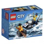 LEGO City Police 60126 Fuga con gli pneumatici
