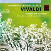 Europa Galante - Vivaldi Concerti per mandolini (0724354552724) (1 CD)