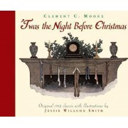 Twas the Night Before Christmas by Jessie Willcox Smith
