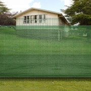 vidaXL Zelené pletivo na oplotenie pre zaistneie súkromia 1 x 3 m