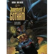 Batman - Judge Dredd : Jugement À Gotham""