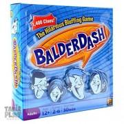 Balderdash The Hilarious Bluffing Game 1995 Edition by Mattel