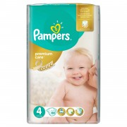 Scutece Pampers Premium Care 4 Maxi Jumbo Pack 66 buc