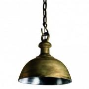 Hanglamp messing bowl M - 50x50x45 cm