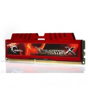 G.Skill Ripjaws-X F3-17000CL11D-8GBXL - DDR3 - 8 GB : 2 x 4 GB - DIMM 240-PIN - 2133 MHz / PC3-17000 - CL11