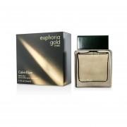Calvin Klein Euphoria Gold Men Eau De Toilette Spray (Limited Edition) 50ml