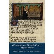 A Companion to Fifteenth-Century English Poetry