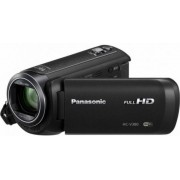 Camera Video Panasonic HC-V380EP-K, Full HD, Zoom optic 50x (Negru)