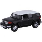 Baby Steps Kinsmart Die-Cast Metal Toyota Fj Cruiser (Black)