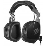 Mad Catz F.R.E.Q. 3-BLACK :: Геймърски стерео слушалки за PC, Mac и Smart у-ва