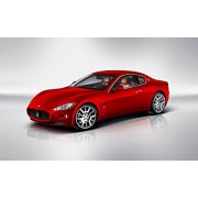 Kinsmart 1:38 Scale 2016 Maserati Gran Turismo Die-Cast Car with Openable Doors & Pull Back Action
