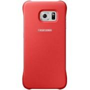Protectie spate Samsung EF-YG925B pentru Galaxy S6 Edge G925 (Roz)